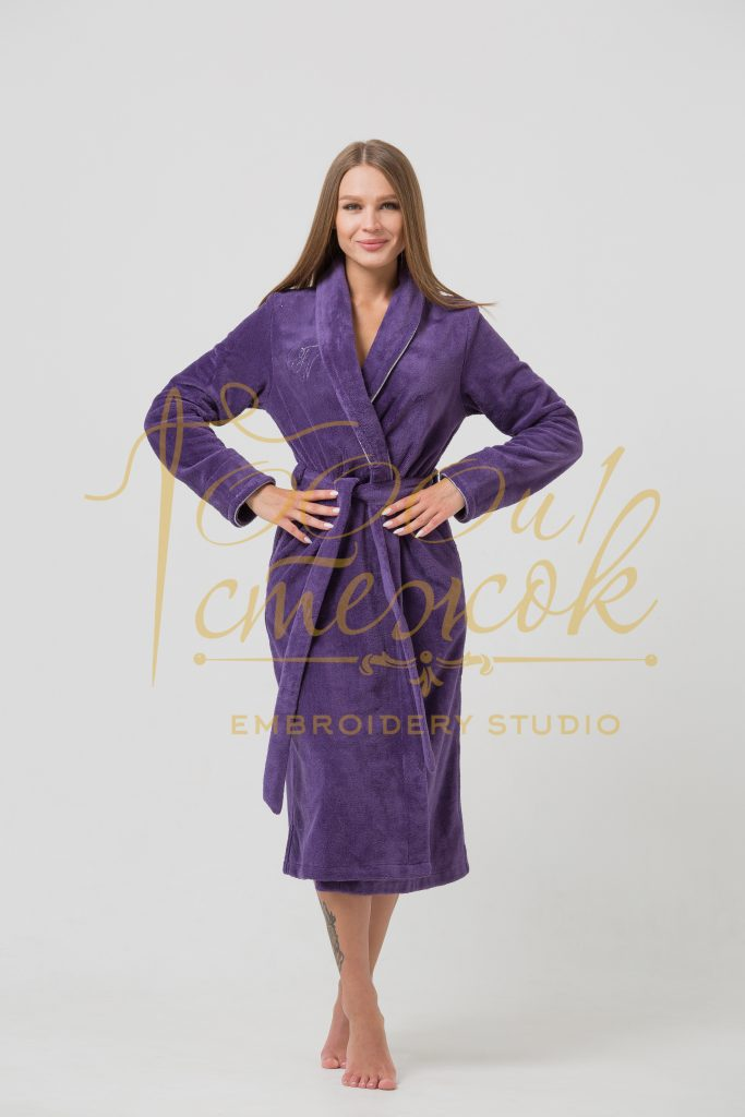 Женский халат без капюшона Feliche категории