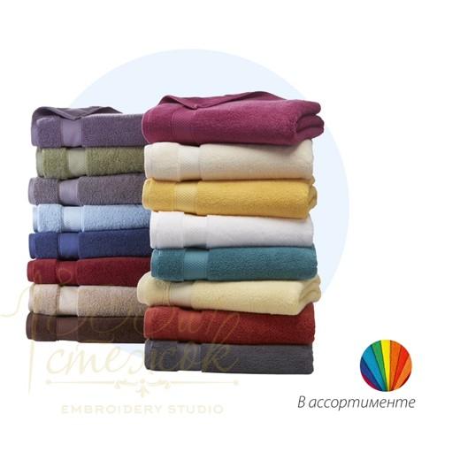 Махровое полотенце категории